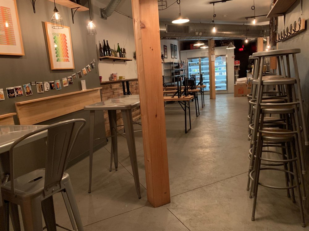 Brewed and Bottled is temporarily closing spring 2020